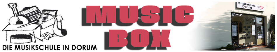 Musikschule Music Box